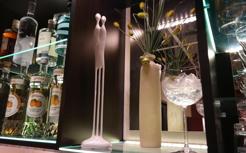 Cocktails in der Lounge-Bar in Bad Arolsen in Hessen