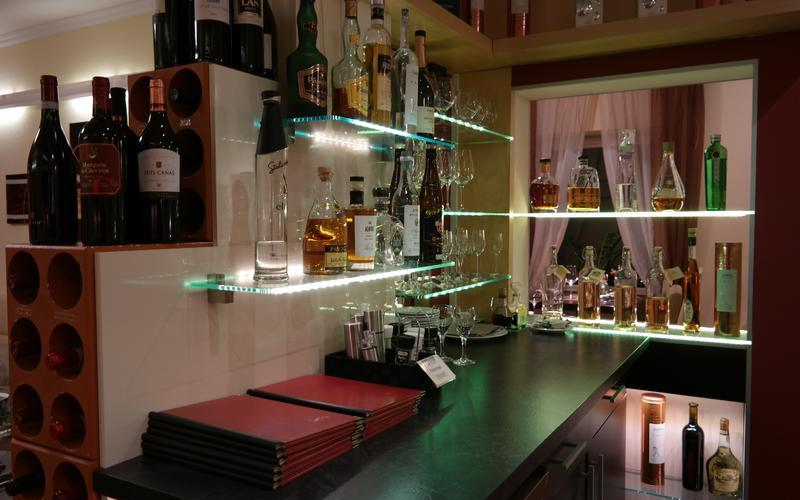 Lounge-Bar in Bad Arolsen – Cocktails, Bier und Wein